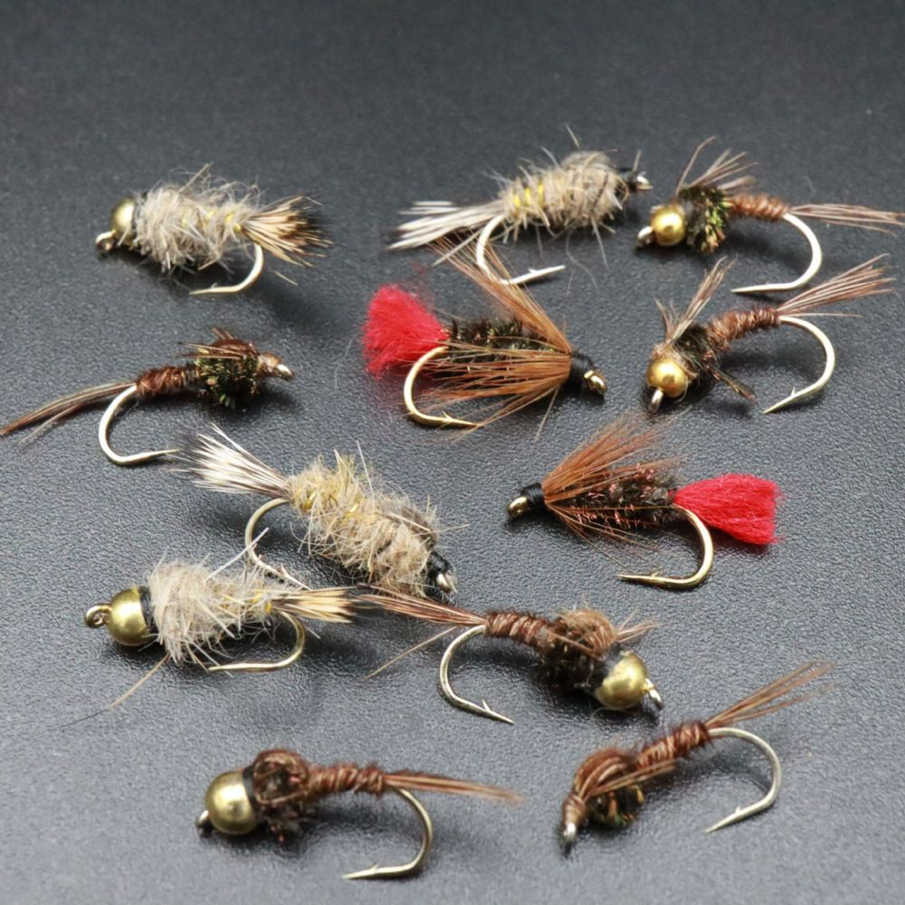 Grayling Wet Fly Fishing Collection